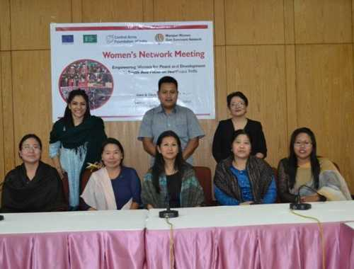 Women's Network Meeting - Empowering Women for Peace and Development in South Asia Focus on Northeast India - 19 July 2016 - Kohima Nagaland