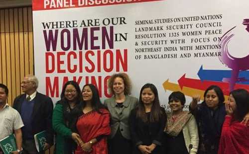 Panel Discussion and Book Launch: Where are our Women in Decision Making? - 30 November 2016 at Seminar Rooms II & III, Kamaladevi Complex, India International Centre (IIC), New Delhi 110003
