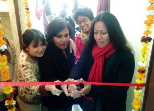 WOMEN SURVIVORS SUPPORT,PEACE & DIVERSITY CENTER INAUGURATED IN NEW DELHI BY CAFI & MANIPUR WOMEN GUN SURVIVORS NETWORK