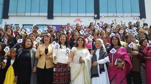 International Women's Day Celebration, Mizoram University