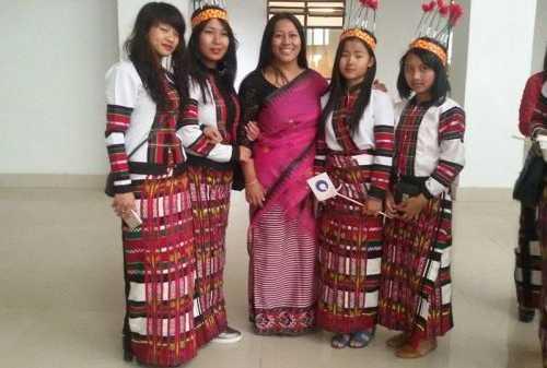 International Women's Day Celebration, Mizoram University