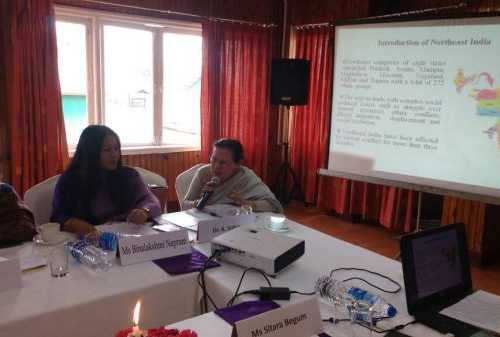 Statement by Dr. K. Sobita, Chairperson, Manipur State Women Commission