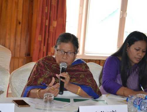 Ms Lourembam  Nganbi, Patroits Foundation, Manipur