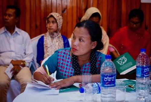 Community Justice Workers Training, 19-21 June 2017, Imphal Hotel