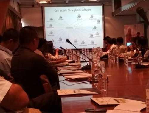Impulse Delhi Meeting on Trafficking of Women's Issue at IIC - September 8, 2017
