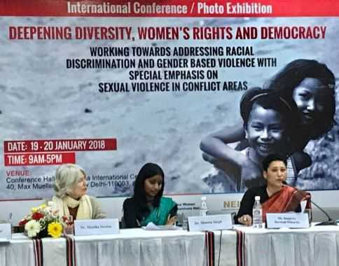 """I too would have been Nido Tania...Media should play an active role in reporting racial discrimination, crimes and social inclusion"". Ms. Sangeeta Barooah Pisharoty, Deputy Editor"