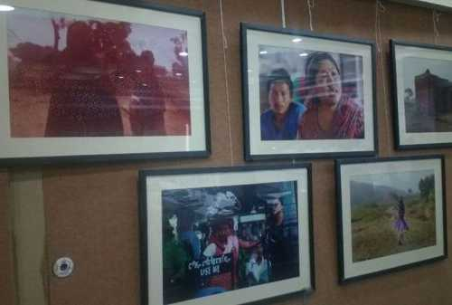 PHOTO-EXHIBITION on Race, Gender Issues - Photograph by Ian Thomas Jansen- Lonnquist from USA, Juliette Prie from France and Smita Sharma