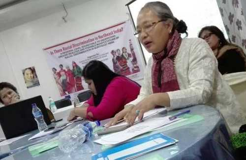 NORTHEAST INDIA REGIONAL MEETING on Addressing Racial Violence was successfully held today 2 May 2018 in Guwahati, Assam
