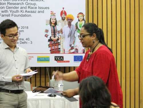 Regional Level Training of Trainers- Deepening Diversity, Women Rights and Democracy in India: Module on Diversity, Gender Justice and Inclusion - October 4-5, 2018 India International Centre