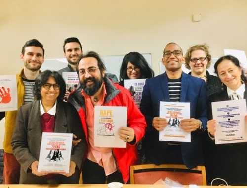 CAFI successfully held an advocacy meeting on 6 Dec 2018 in New York City at backdrop of UN Third Committee and during the 16 Days of Activism to End Violence.